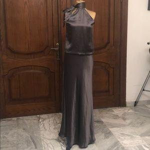 Lynn lugo 100% silk dress